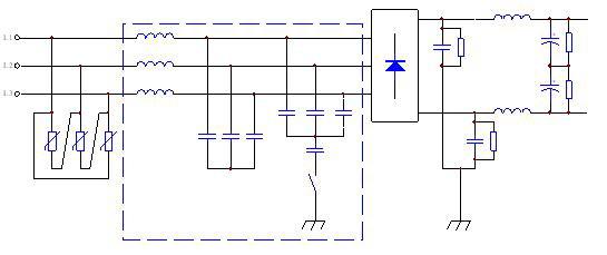 变频器为什么配不上漏电保护器?