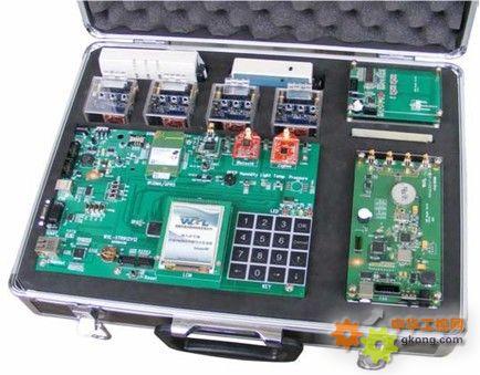 感知rf912物联网实验箱